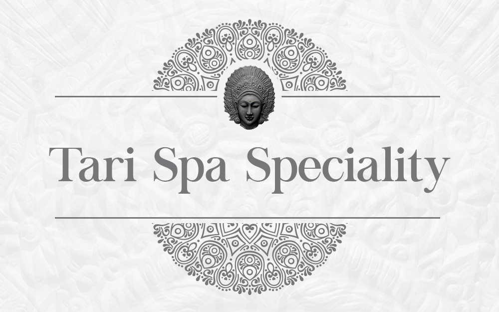 Menu Tari Spa Speciality