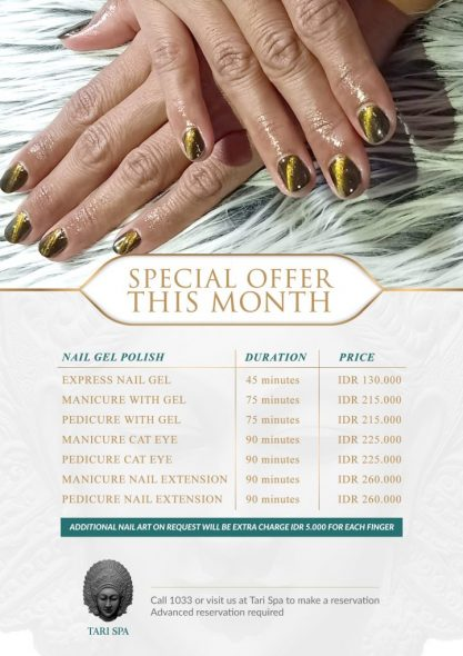 Special Promo Nail Gel 2020 A